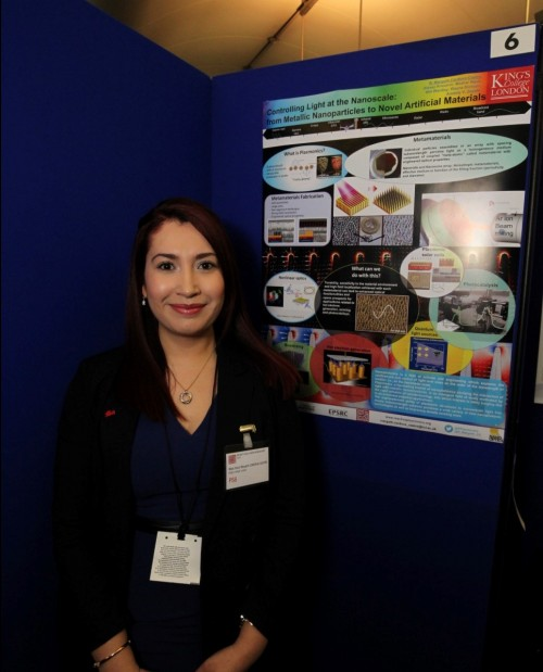 RPLAS scientist takes her research to Parliament
